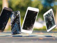 Мърфи няма пръст: Защо смартфонът пада с екрана надолу?