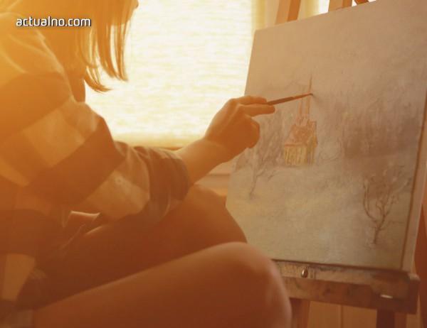 photo of Община Кюстендил дава рамо на студентка да учи изящни изкуства в Париж
