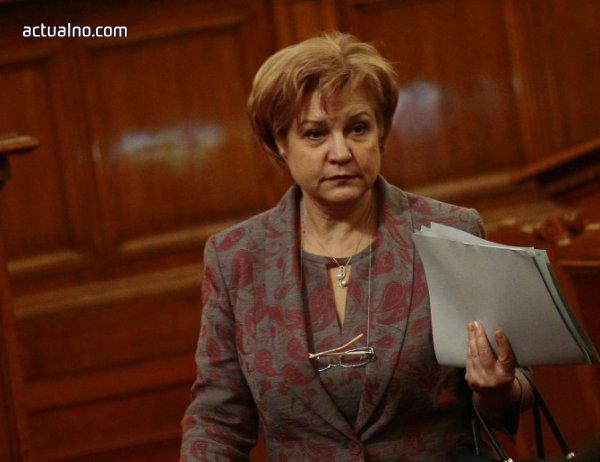 photo of Менда Стоянова: През 2020 г. ще имаме нулев дефицит в бюджета