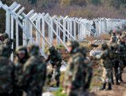 Македония завърши 3-километрова ограда на границата с Гърция