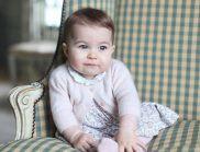 Уилям и Кейт показаха 6-месечната принцеса Шарлот