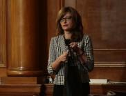 """Захариева се видя като """"тактик"""" за името Северна Македония и дали то не е опасно за България"""
