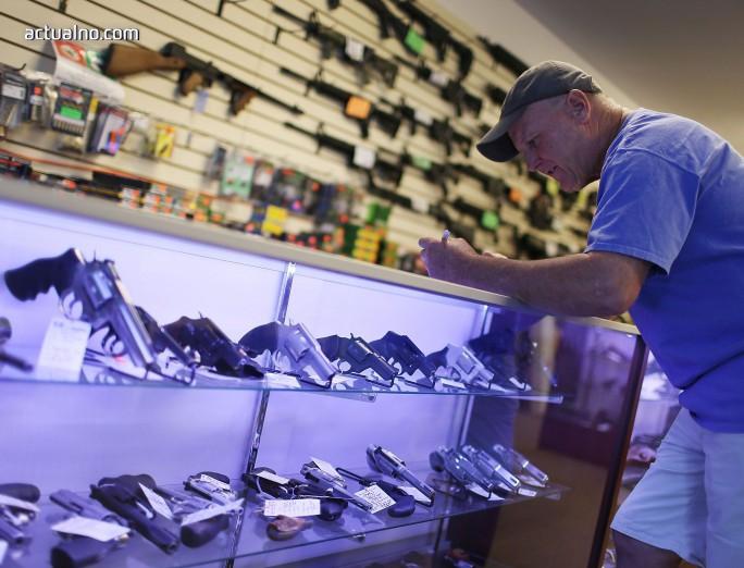 photo of Сенатът на САЩ разреши на психично болните да си купуват оръжие