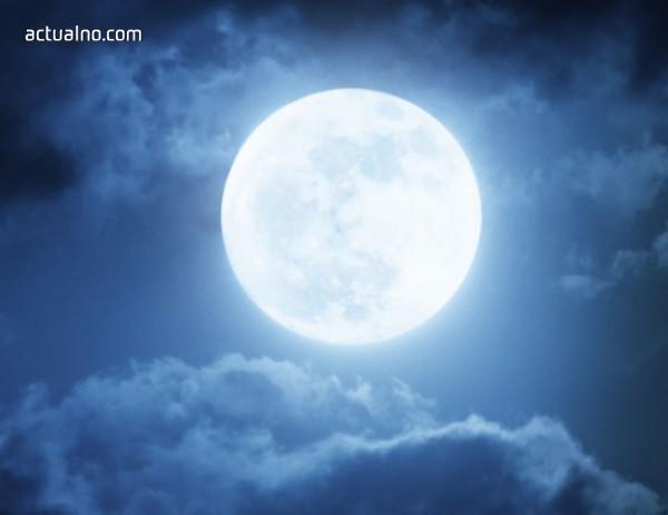 photo of БАН: Първото астрономическо явление за 2018 г. е суперлуние в нощта на 1 срещу 2 януари