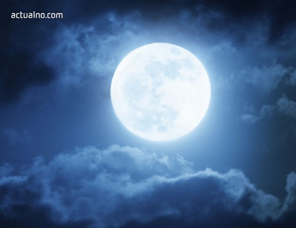 """photo of Части от света ще могат да видят изключително рядката """"супер кървава синя луна"""""""