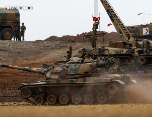 photo of САЩ: Нямаме споразумение с Турция за Манбидж