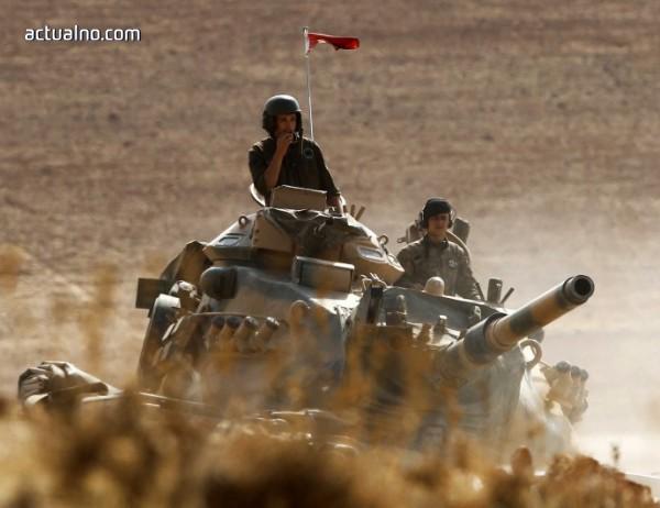 photo of Настъплението на Турция срещу сирийските кюрди може да дестабилизира целия регион