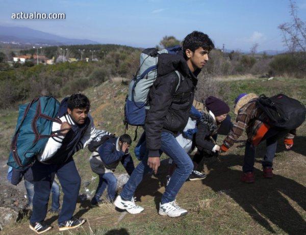 photo of За 4 месеца у нас са заловени 790 мигранти, 847 лица са изведени от страната