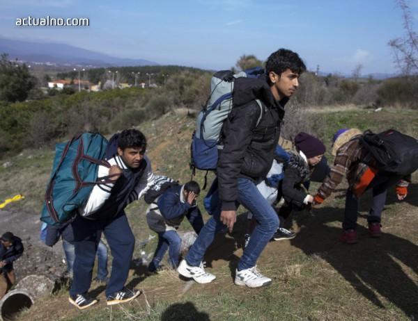 photo of Най-много нелегално пребиваващи в ЕС са от Албания