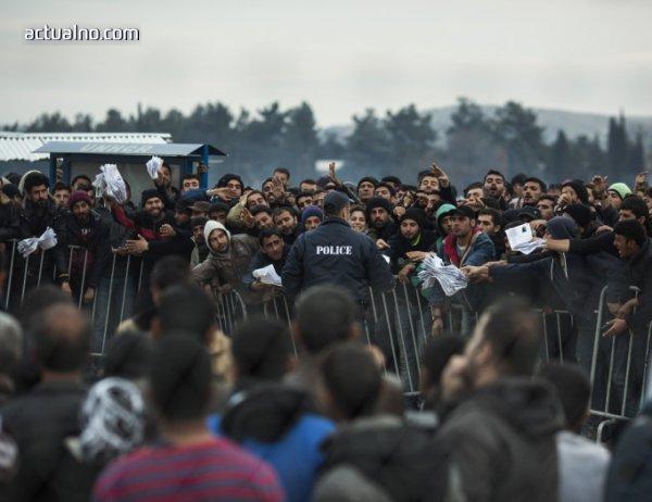 photo of Гранична полиция с мерки за евентуално засилване на бежанската вълна