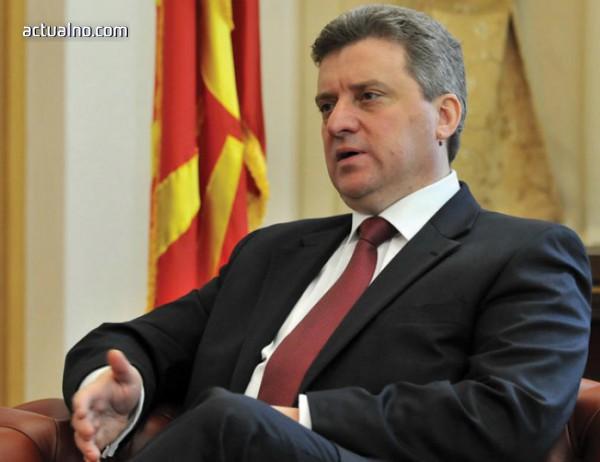 photo of Георге Иванов отрече да е искал македонската църква да се обърне към сръбската за статута си