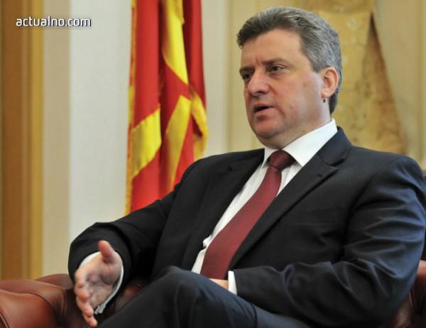 photo of Президентът на Македония: Няма да подпиша договора за смяна на името