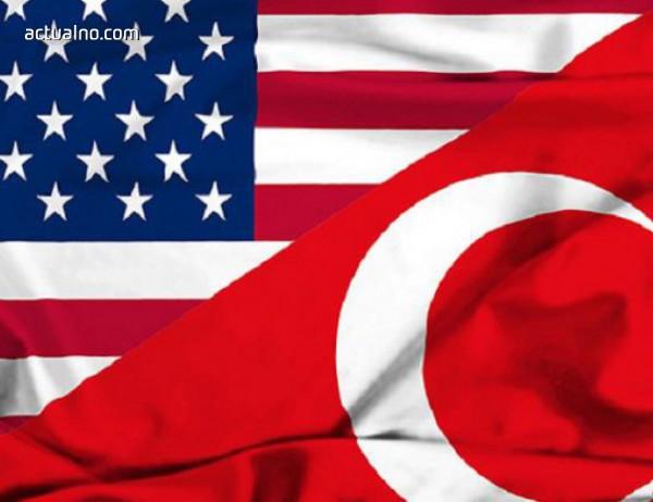 """photo of В навечерието на визитата на Тилърсън кметът на Анкара иска улицата с посолството на САЩ да се преименува на """"Маслинова клонка"""""""