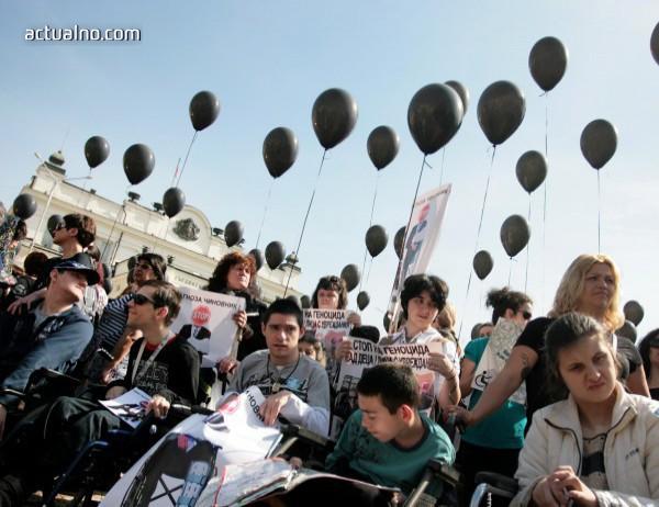 photo of Протестът на майките на деца с увреждания във Варна ще продължи до края на юли