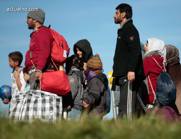 photo of Кандидатите за убежище в ЕС са намалели незначително