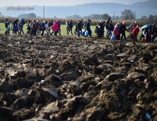 photo of Минимален ръст на миграционния натиск от Турция