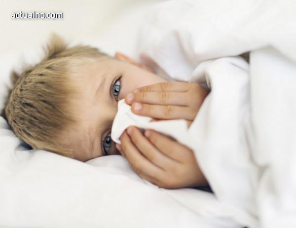 photo of Стерилната среда провокира левкемия при децата