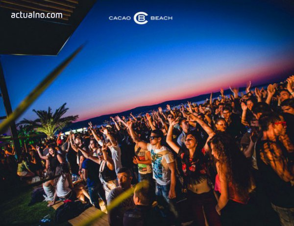photo of SUNWARD – новата концепция от партита на Cacao Beach