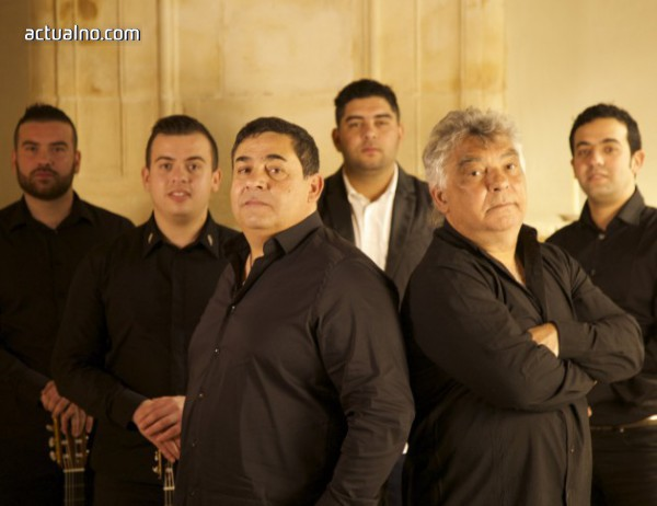 photo of Paco Baliardo от The Gipsy Kings: Харесвам усмихнатата публика и хубавата храна в България