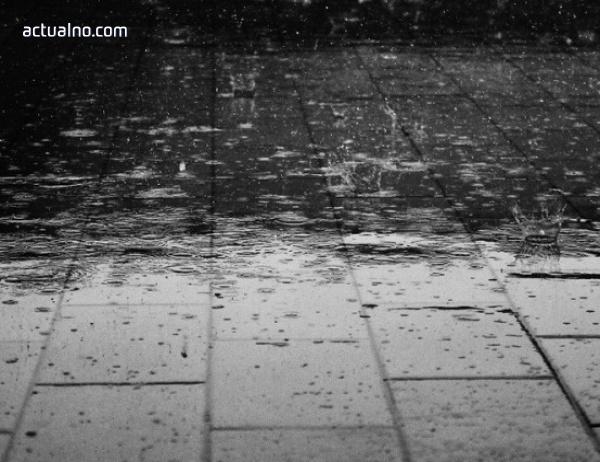 photo of Жълт и оранжев код за валежи в страната