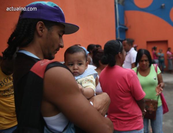 photo of Гладните деца на Венецуела