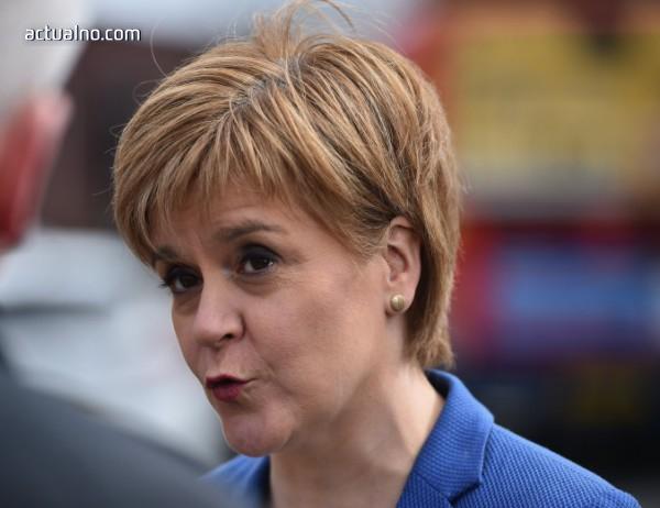 photo of И Шотландия иска да остане в Единния пазар на ЕС по примера на Ирландия