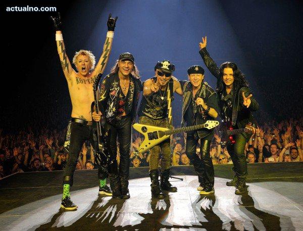 photo of Грабни една от двете двойни покани за концерта на Scorpions!
