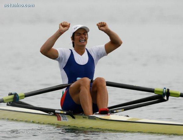 """photo of Олимпийска шампионка се разплака заради източването на язовир """"Пчелина"""""""