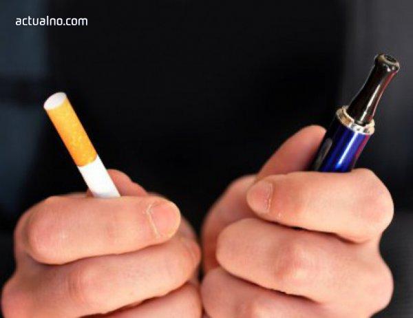 photo of Електронните цигари не са по-безопасни от обикновените