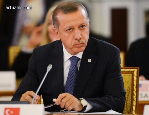 photo of Ердоган предупреди да се внимава с газовите сондажи край Кипър
