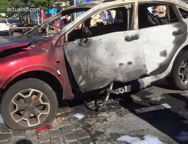 photo of Кола бомба уби четирима до военна база в Иран