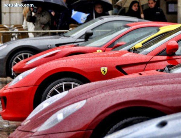 photo of Защо Ferrari са червени, a Mercedes – сиви?