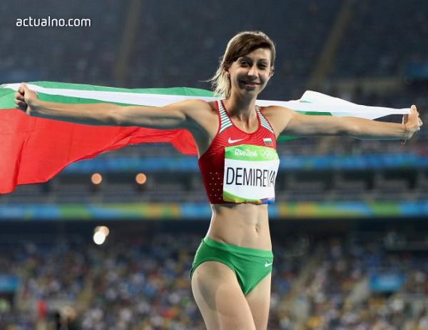 photo of Мирела Демирева спечели среброто на Европейското първенство