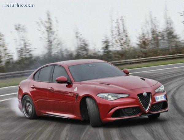 """photo of Alfa Romeo Giulia си върна титлата """"най-бърз седан"""""""
