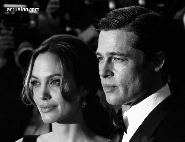 photo of Брад Пит и Анджелина Джоли се срещат тайно?