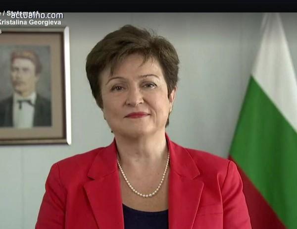 photo of Кристалина Георгиева: Страните, които се развиват най-добре, са тези, които гледат напред
