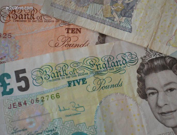 photo of Британската лира удари 31-годишно дъно