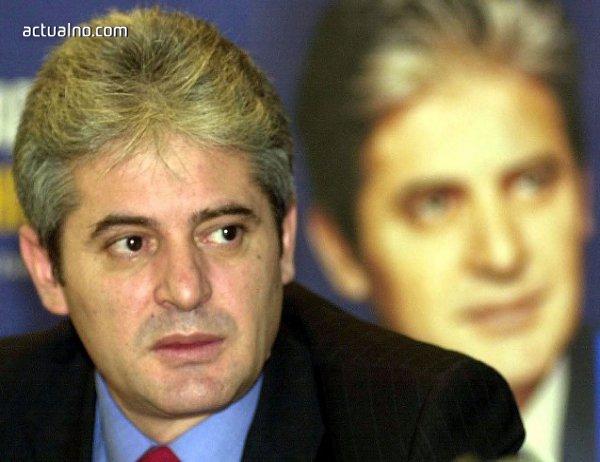 photo of Най-влиятелният албански лидер в Македония с все още мек ултиматум към Георге Иванов
