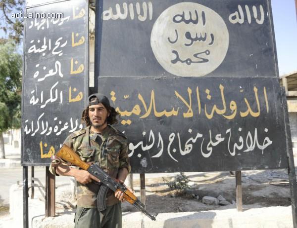 """photo of Според Ирак лидерът на """"Ислямска държава"""" е ранен и се крие в Сирия"""