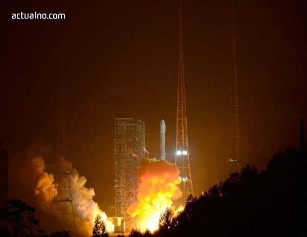 photo of Китайската космическа станция вероятно ще падне в Сомалия