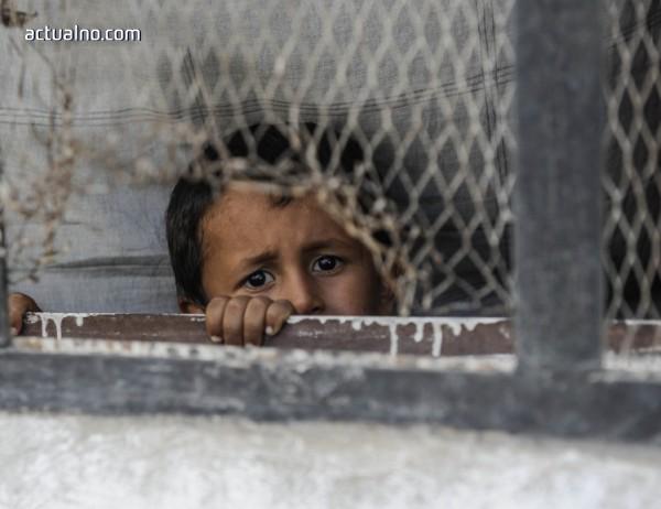 photo of Десетки хиляди дeца живеят осакатени заради войната в Сирия