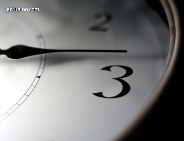 photo of През октомври 2019 г. решаваме на лятно или зимно време да оставим часовника
