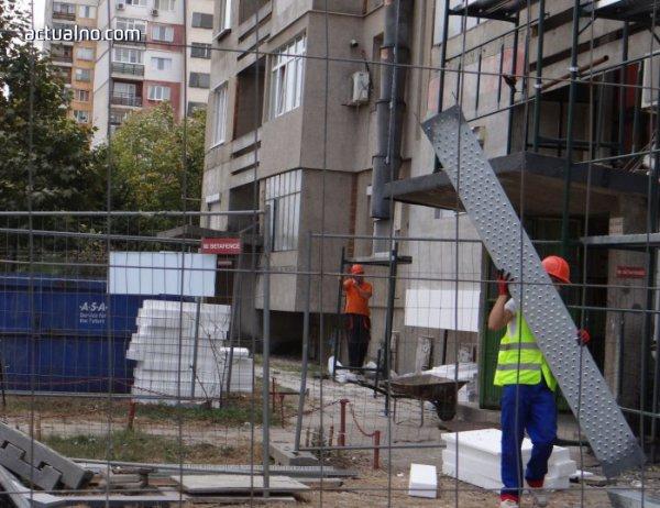 photo of Бетон-помпа удари работник в Благоевград
