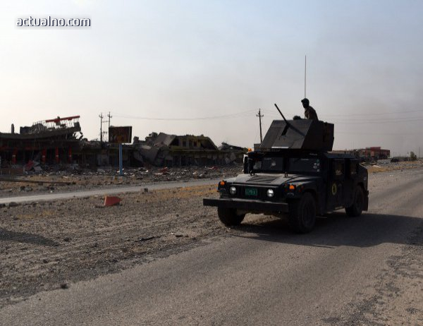 photo of ООН: Операцията срещу Мосул е прогонила половин милион души