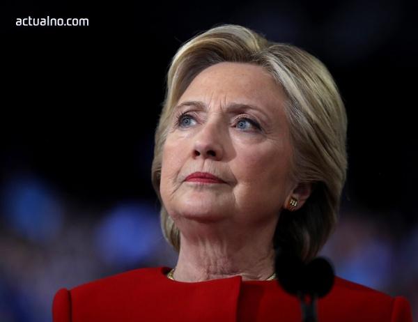 photo of Хилари Клинтън за скандала с Уейнстейн: Поболях се