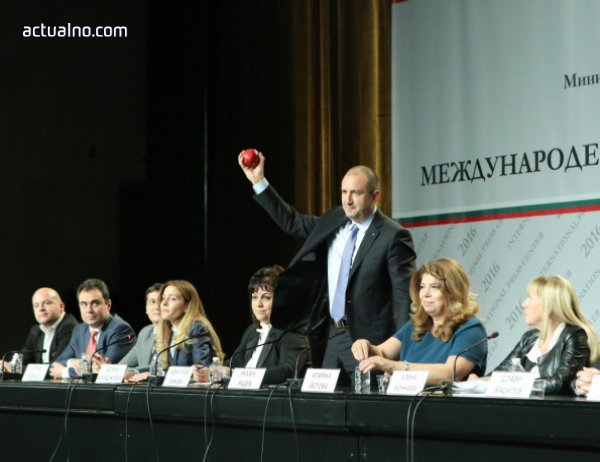 photo of Радев, ЕС и CETA – като Иванушка Глупака