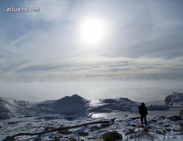 photo of Заминава последната група от 26-ата антарктическа експедиция