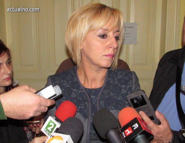 """photo of Манолова и КНСБ внесоха в НС пакет от мерки срещу """"модерното робство"""""""