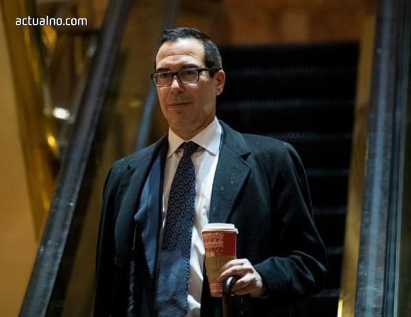 photo of Стивън Мнучин ли ще започне да дърпа конците в Белия дом?