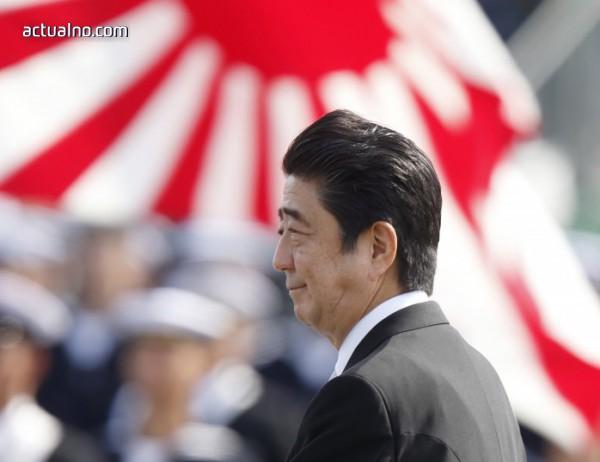 photo of Бойко Борисов приема японския премиер Шиндзо Абе
